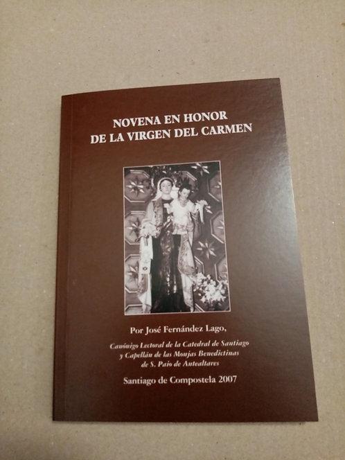 Novena a la Virgen del Carmen