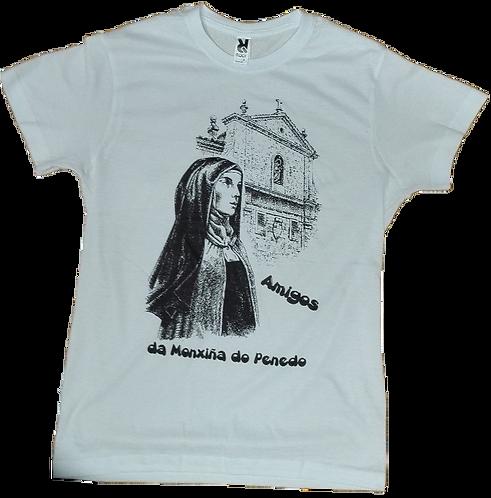 Camiseta Amigos da Monxiña do Penedo