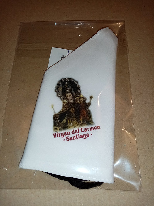 Mascarilla Virgen del Carmen
