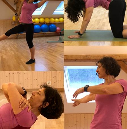 Faszien Fitness: Training für ein geschmeidig-kraftvolles Bindegewebe mit Maria Hänni