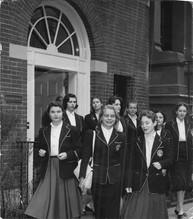 1950s Girls Leaving Building.jpg