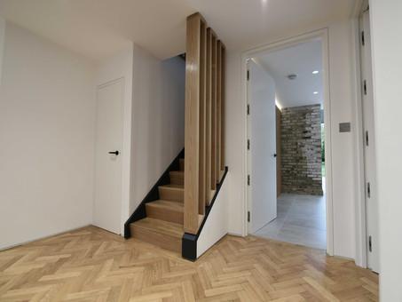 Modern Cottage Stairs