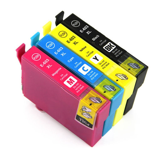 Epson Compatible T603 Starfish Ink Set of 4
