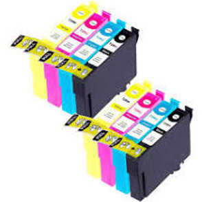 Epson Compatible T29  Strawberry Ink 2 Sets of 4