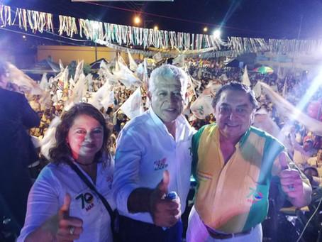 ¡El Guabo ratifica su respaldo a Montgomery Sánchez y Kike Álvarez!