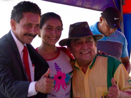 Montgomery y Rosado proponen descontaminar estero Huaylá en su recorrido por Puerto Bolívar