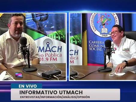 PROPUESTAS CLARAS Y NO DÁDIVAS, AFIRMA ARLINGTON MARQUEZ