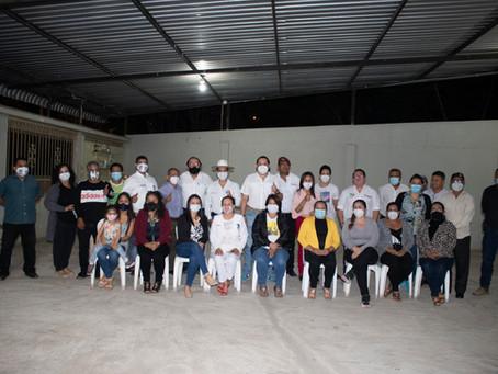 MAR70 EN LAS LAJAS: DIÁLOGO CON EL SECTOR RURAL SOBRE PROYECTOS DE LEY RATIFICA APOYO CIUDADANO