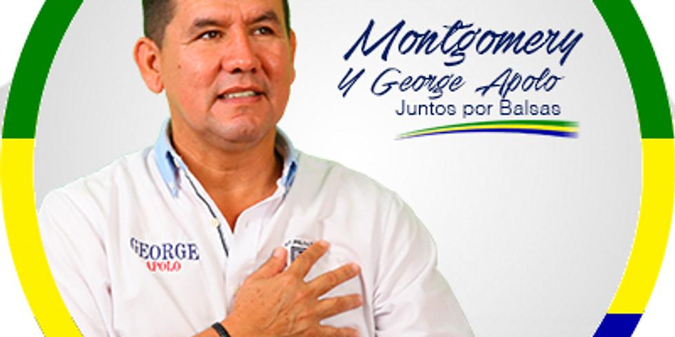 Presentación candidatos cantón Balsas
