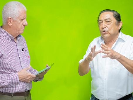 """MONTGOMERY SÁNCHEZ REYES: """"NUESTRA LISTA DEFENDERÁ LOS INTERESES DE LA PROVINCIA Y DEL PAÍS"""""""