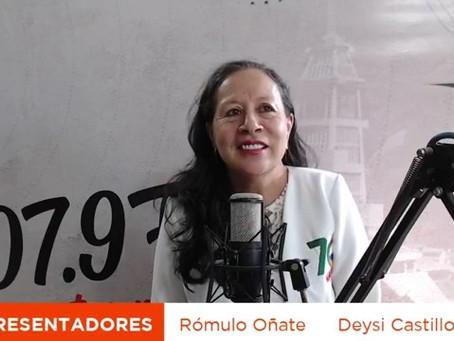 LA CIUDADANÍA ES LA VERDADERA PROTAGONISTA DE LA CREACIÓN Y REFORMA DE LEYES, AFIRMA TERESA RODAS