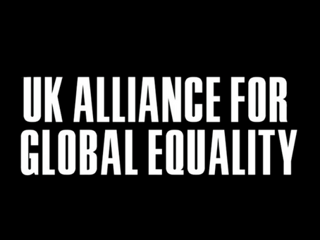 ReportOUT Granted U.K Alliance for Global Equality Membership