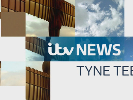 ITV Tyne Tees Highlights ReportOUT as part of LGBTQ History Month