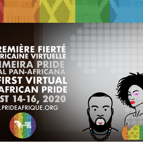 Pride Afrique: A Pan-African Virtual Pride Event