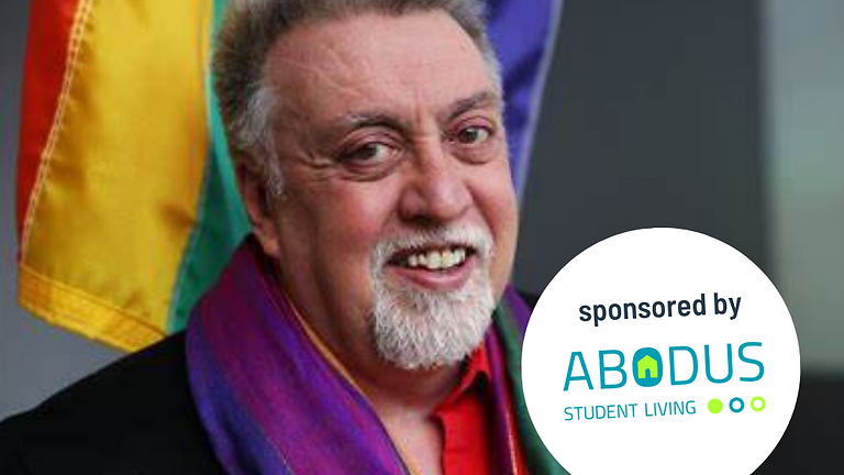 Q&A Event: Who was Gilbert Baker and what is the Importance of the Pride flag?