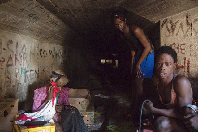 LGBTQI+ youth homeless in Jamaica