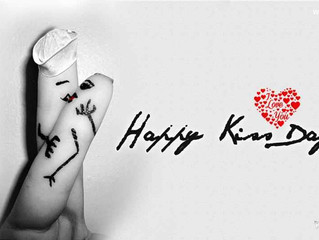 Celebrating International Kissing Day