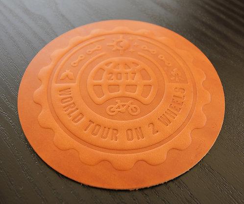 Coaster Orange
