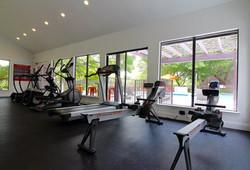 Fitness Center Cardio Machines