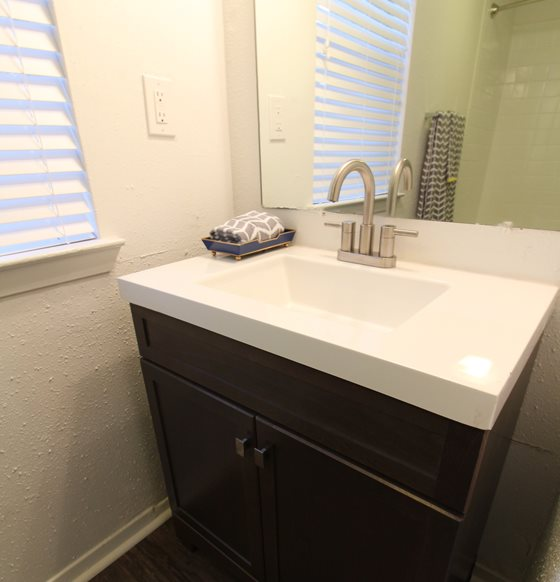 Upgraded-Bathroom-sink-and-faucet