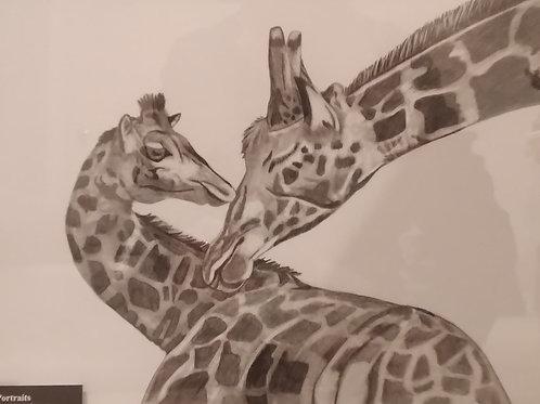 #188 pencil drawing