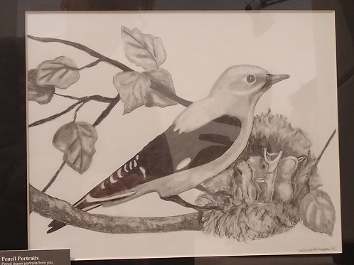 #87 pencil drawing