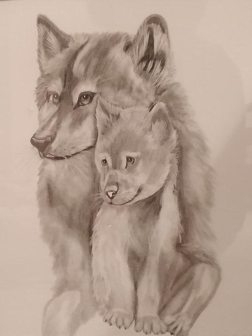 #228 Pencil drawing