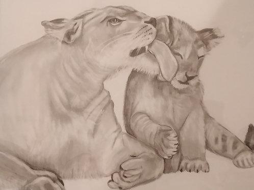 #227 pencil drawing