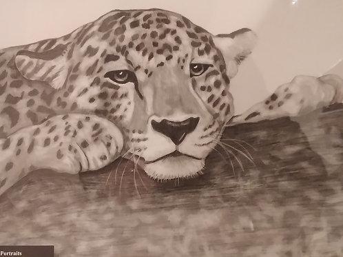 #176 pencil drawing