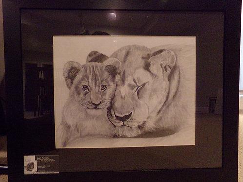 #24 Pencil drawing