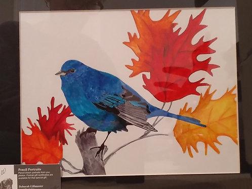 #100 watercolor