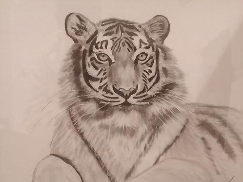 #36 Pencil drawn portrait