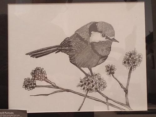 #85 pencil drawing
