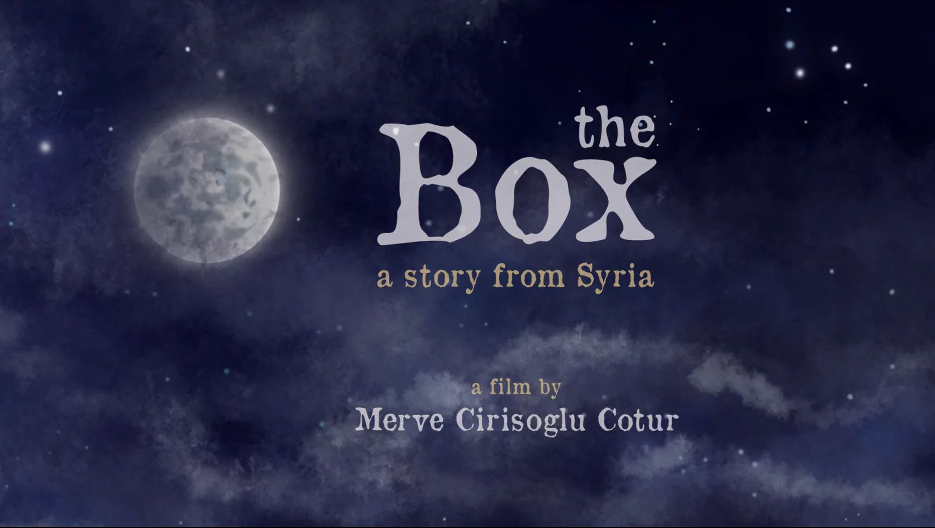 THE BOX by Merve C. COTUR