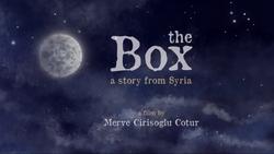 THE BOX by Merve C. COTUR