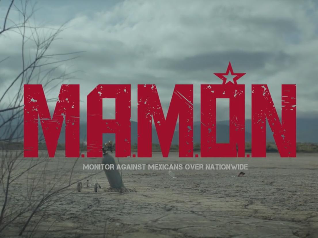 MAMON by Alejandro DAMIANI