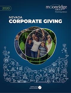 Nevada Corporate Giving Report
