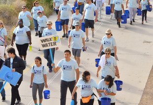 One Drop Walk for Water