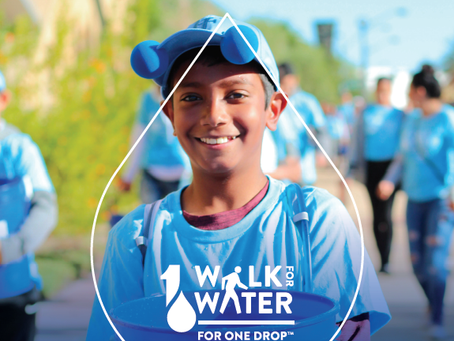 Upcoming Event: Walk for Water 2018