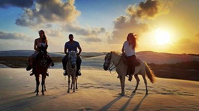 Sunrise horseback Lençóis.jpg