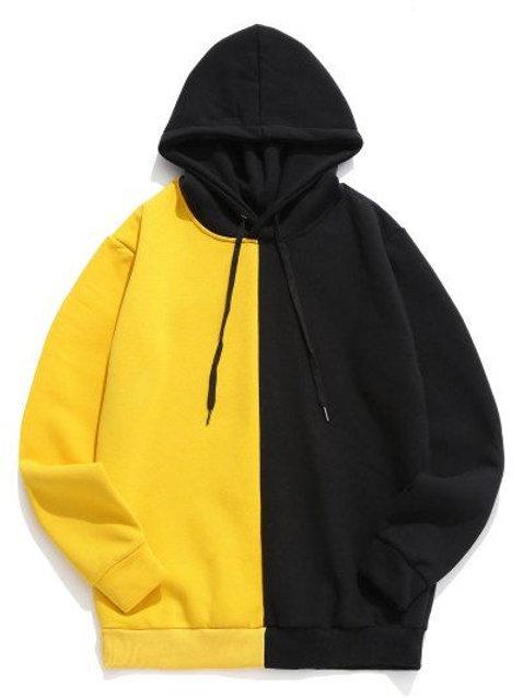 The Black & Yellow Hoodie