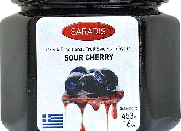 SARADIS SOUR CHERRY