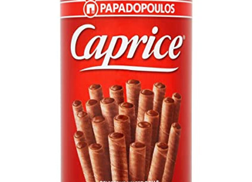 CAPRICE WAFER - HAZELNUT CHOCOLATE FILLED