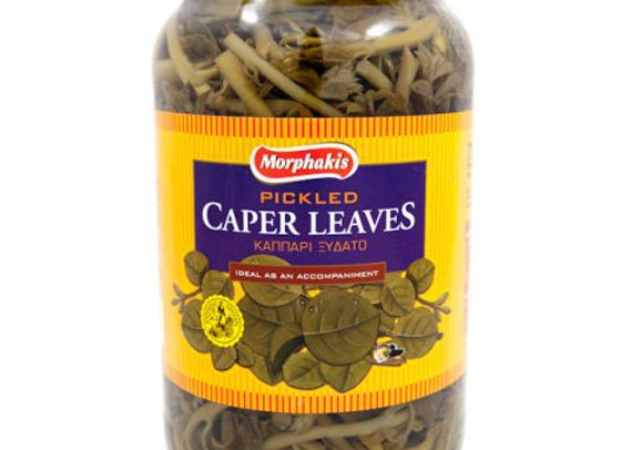 MORPHAKIS - PICKLE CAPER LEAVES