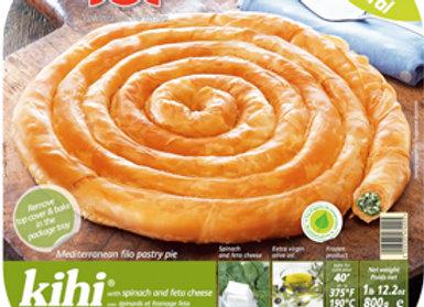 Spanakopita Spindle Pie - Alfa