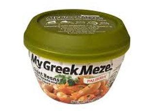My Greek Meza - Giant Baked Beans - Palirria