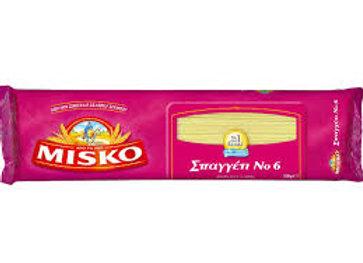 MISKO #6 PASTA