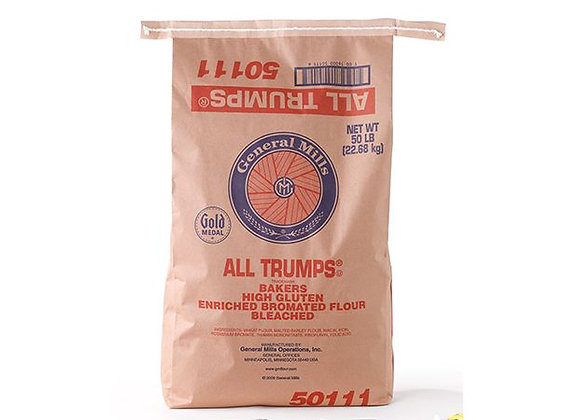 ALL TRUMPS - HIGH GLUTEN FLOUR BLEACHED