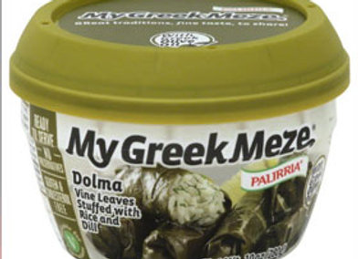 My Greek Meza - Dolmas - Palirria