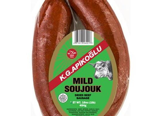 K.G. ARPIKOGLU MILD SOUJOUK